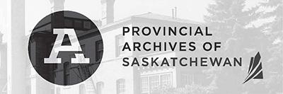 Provincial Archives of Saskatchewan Logo