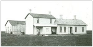 Old Government House circa 1883 (Photo credit:SAB R-B556)