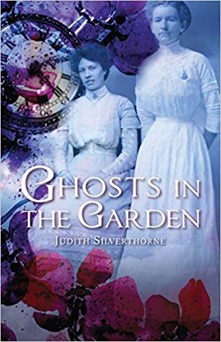 Cover of Ghost in the Garden, by Judith Silverthorne
